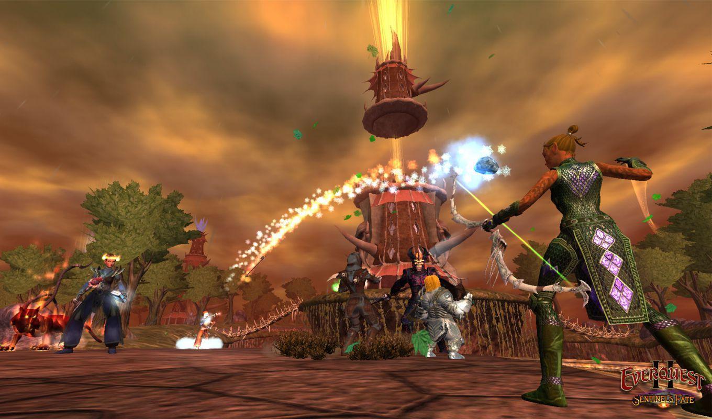 EverQuest 2 получила крупное обновление с исправлениями