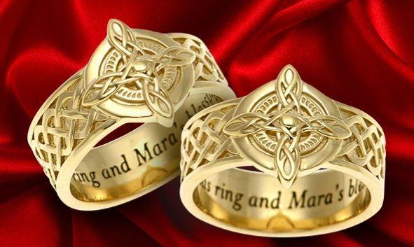 Теперь можно купить обручальные кольца Мары из The Elder Scrolls Online