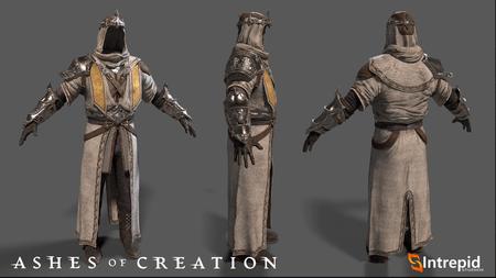 В Ashes of Creation косметические вещи можно добыть игровым путём