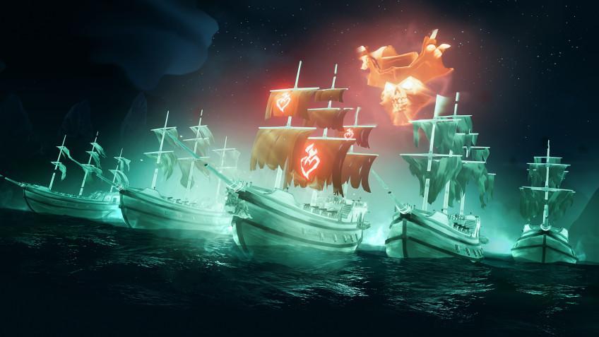 В Sea of Thieves стартовал первый сезон