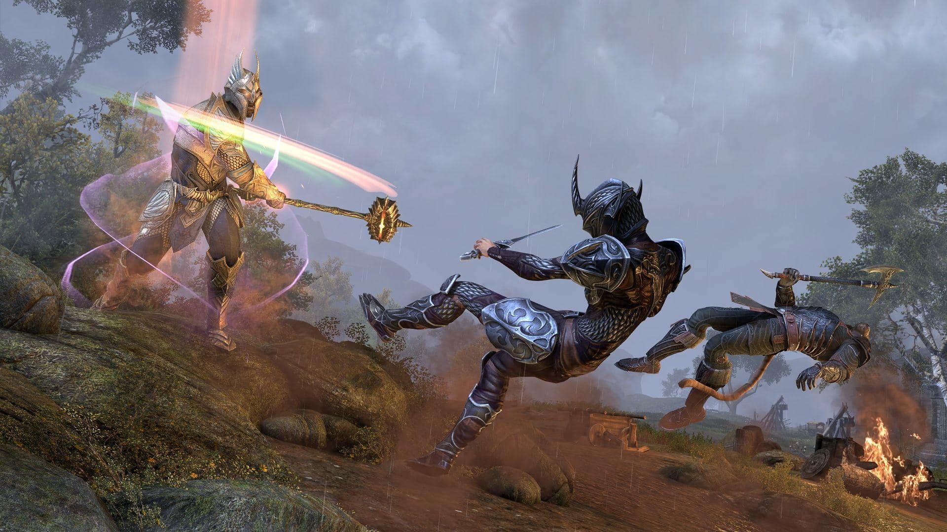 В The Elder Scrolls Online стартовало новое событие