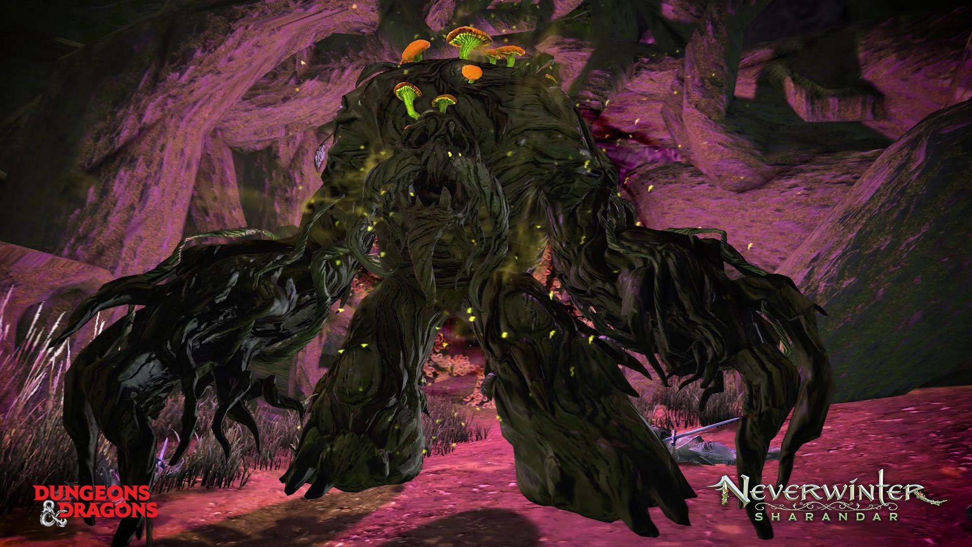 Neverwinter Online получит обновление с Шарандаром