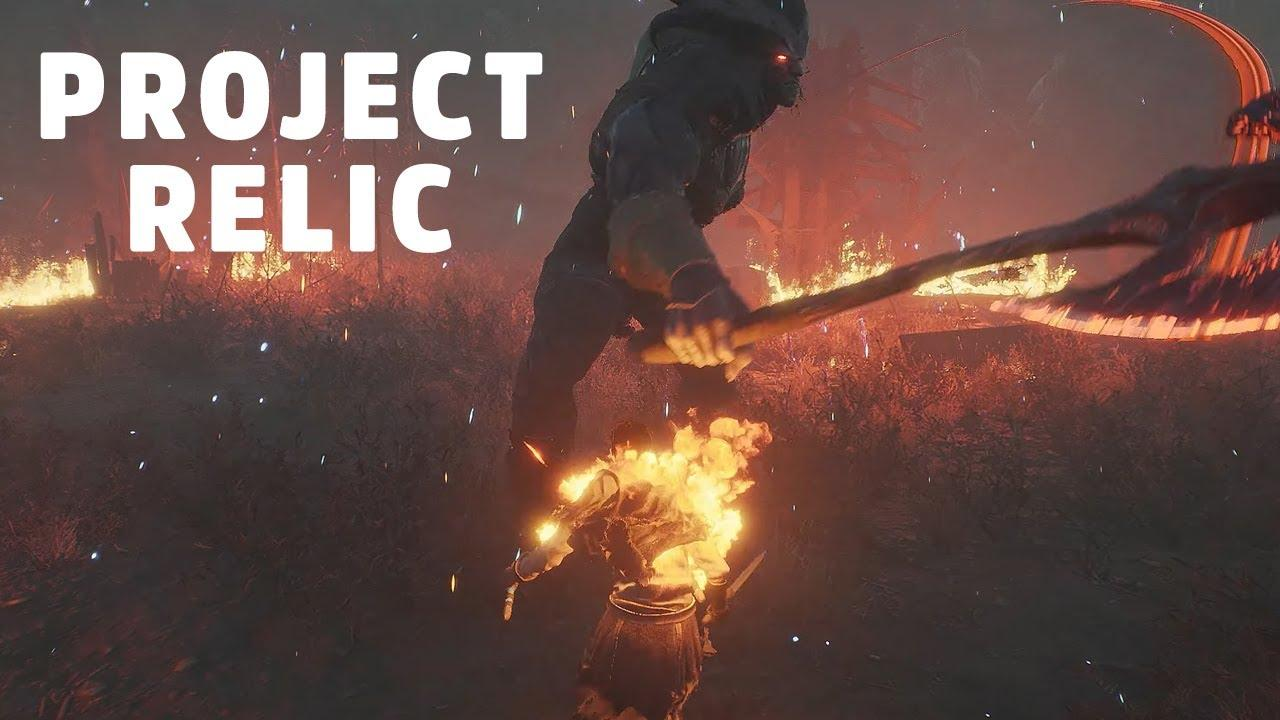 Project Relic новая экшен-ММОРПГ