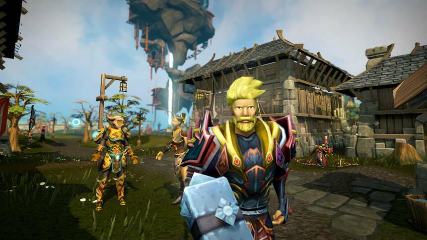 В очередной раз создатели RuneScape были проданы