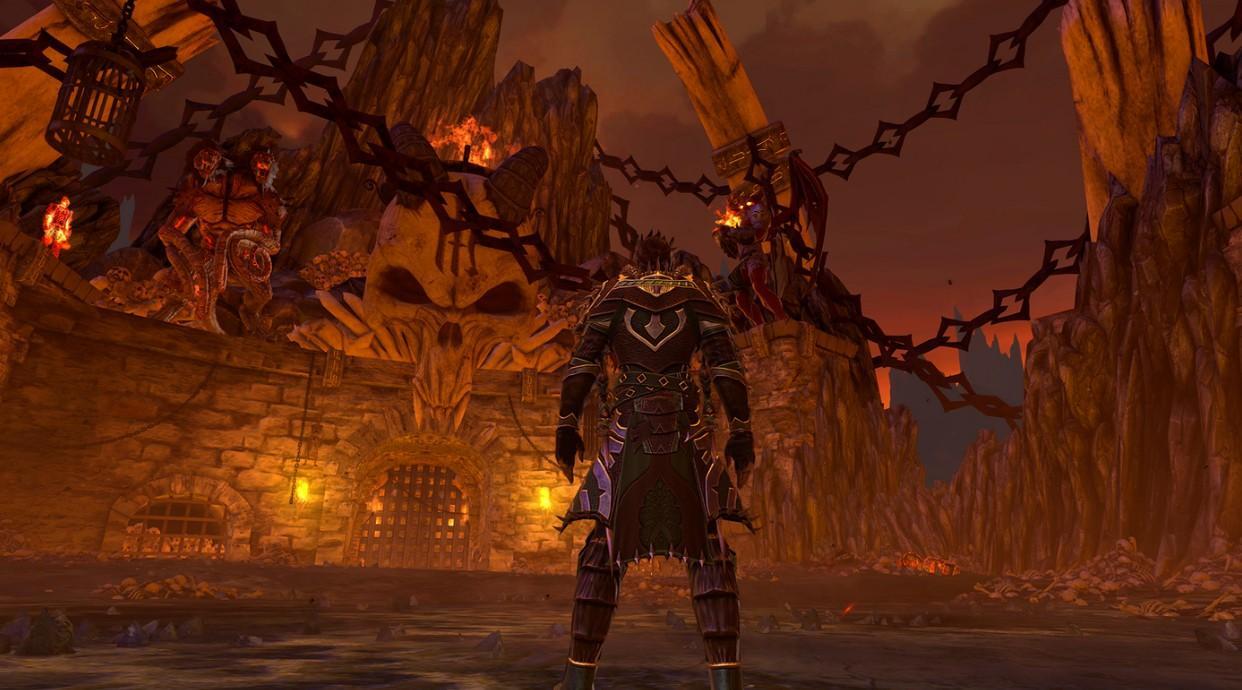 Последнее обновление для Neverwinter Online усложнило сражения