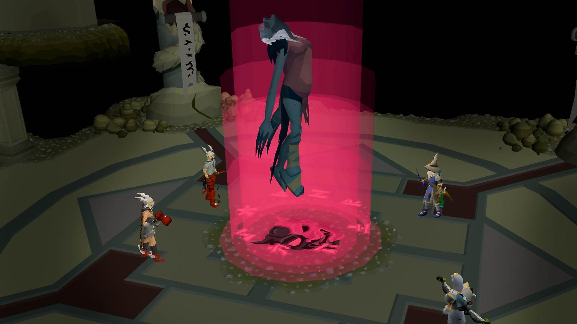 Old School RuneScape выйдет в Steam 24 февраля