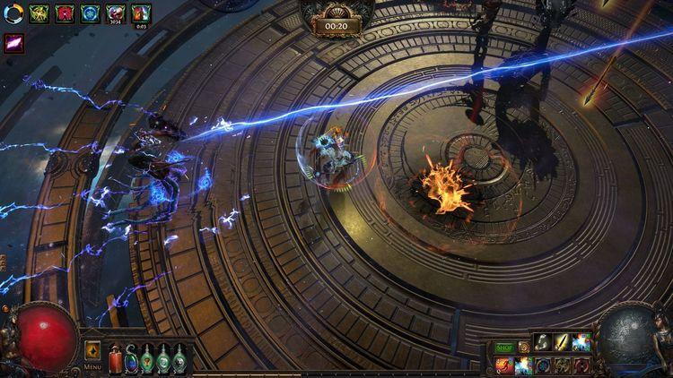 Игра Path of Exile обзавелась новым масштабным обновлением