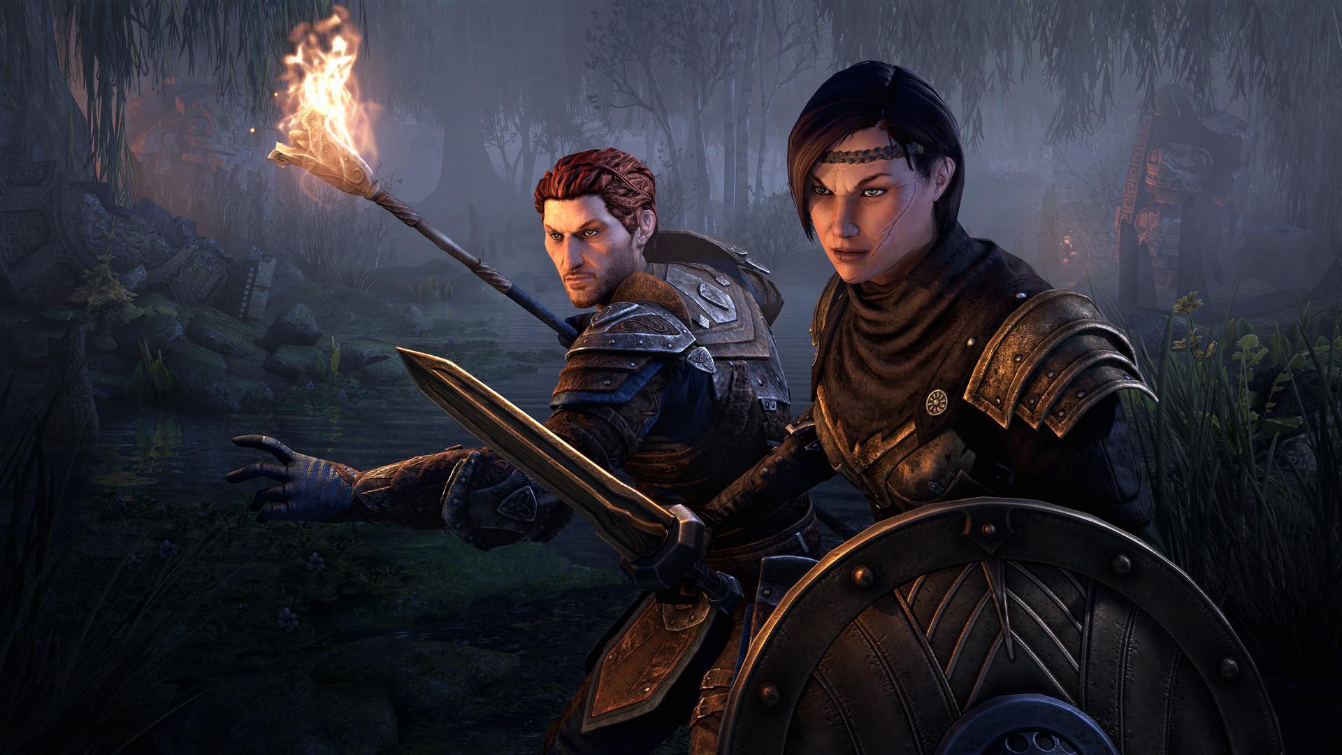 В The Elder Scrolls Online появится родина аргониан