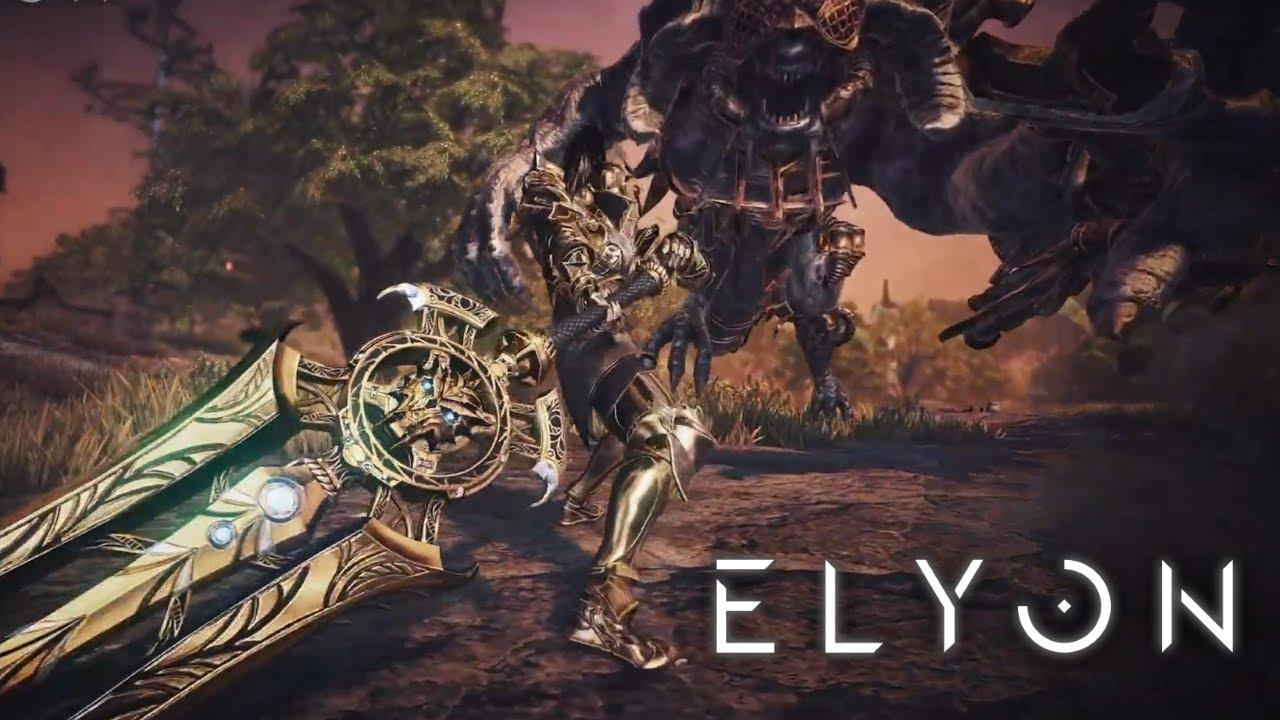 В ELYON появился новый класс