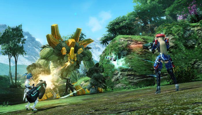 Phantasy Star Online 2 выйдет в Epic Games Store