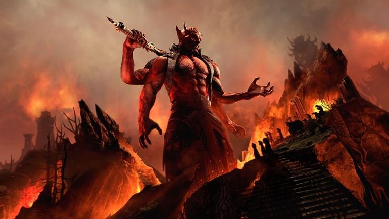 Подробности обновления Огонь амбиций для The Elder Scrolls Online