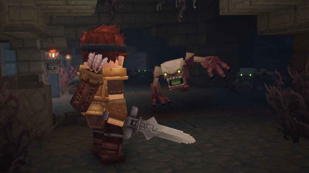 MMORPG Hytale в стиле Minecraft