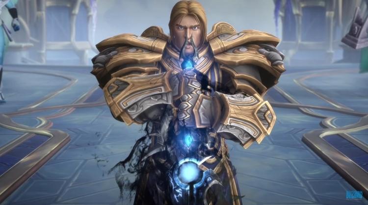 В World of Warcraft: Shadowlands появился новый Король-лич