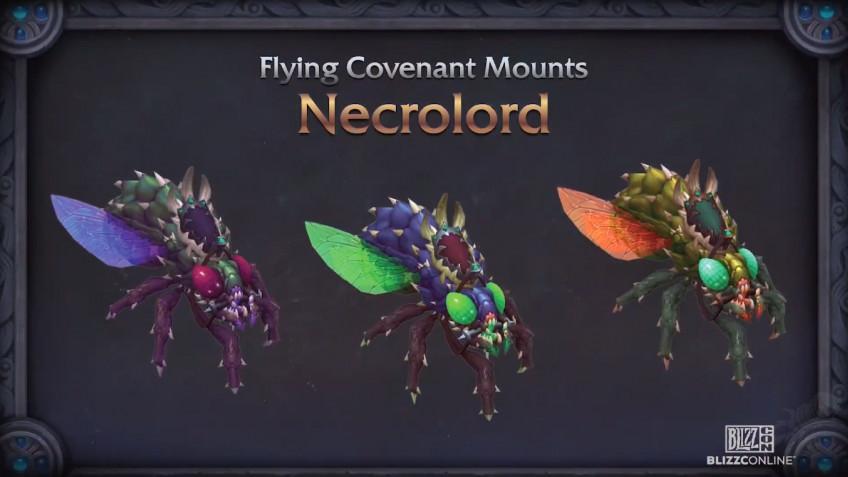 World of Warcraft: Shadowlands даст возможность летать без требований к репутации