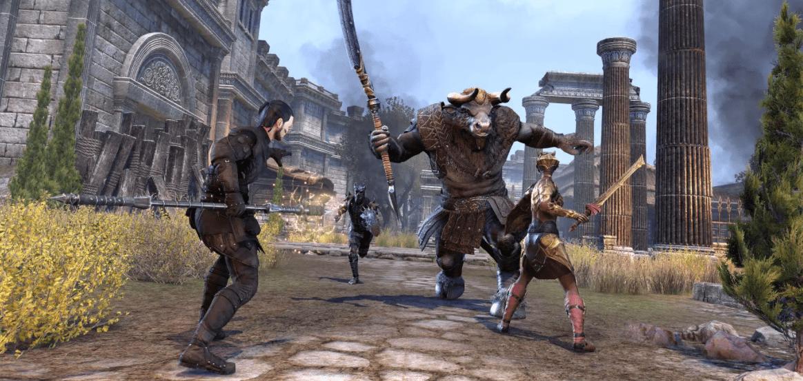 Подробности обновления для The Elder Scrolls Online
