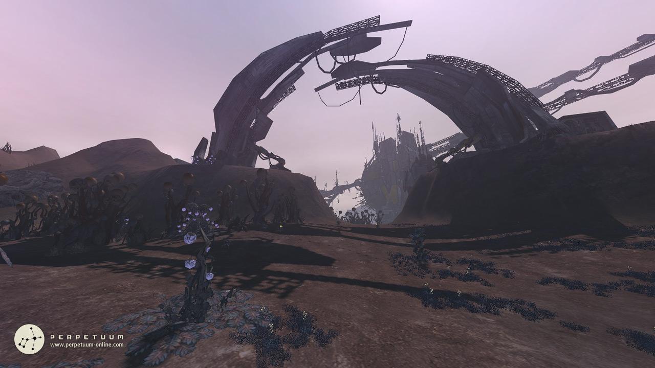 MMORPG Perpetuum Online возрождают игроки