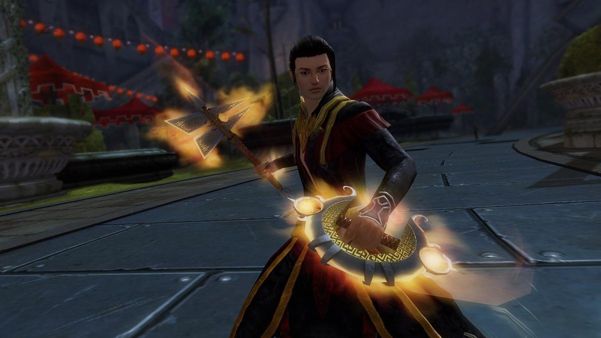 Китайский Новый год в Guild Wars 2
