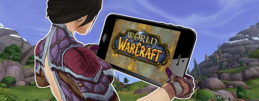 По World of Warcraft выйдет мобильная игра