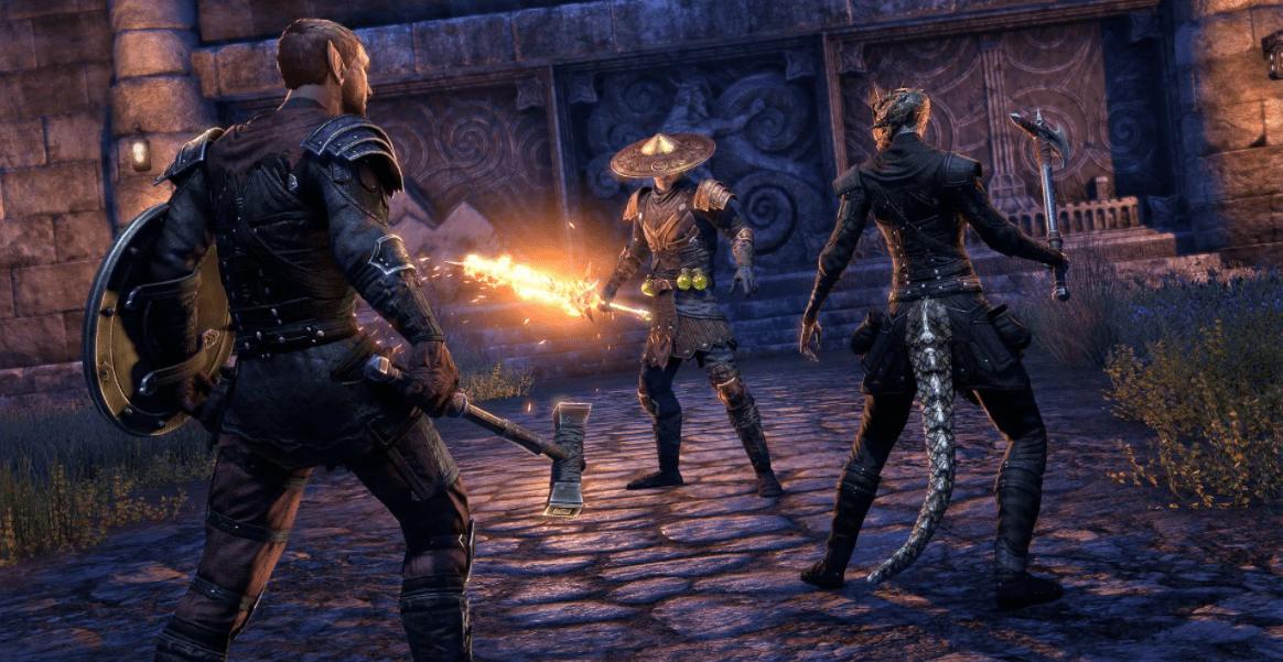 Появилась информация по второму новому данжу для The Elder Scrolls Online