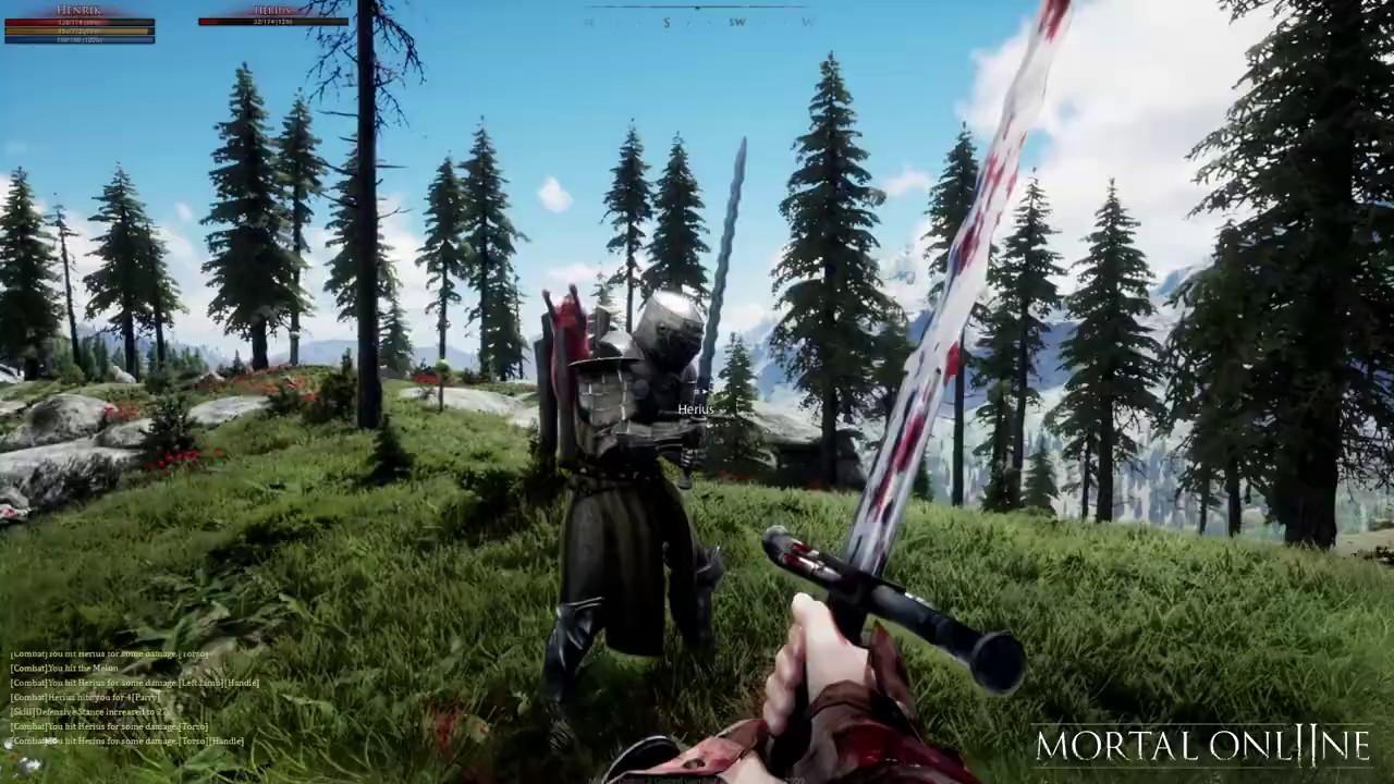 Убийства в Mortal Online 2 стали более кровавыми