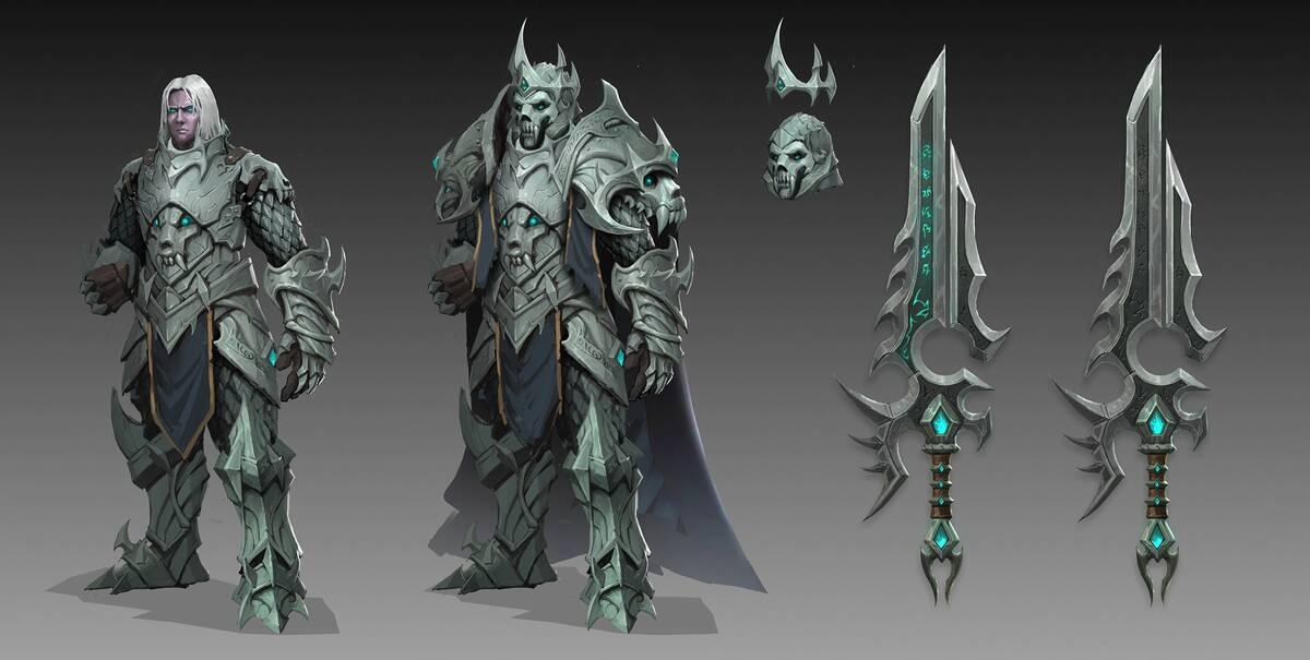 В World of Warcraft: Shadowlands появится новый король Лич