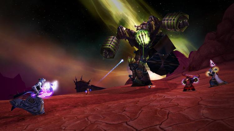 The Burning Crusade выйдет для World of Warcraft: Classic в 2021 году