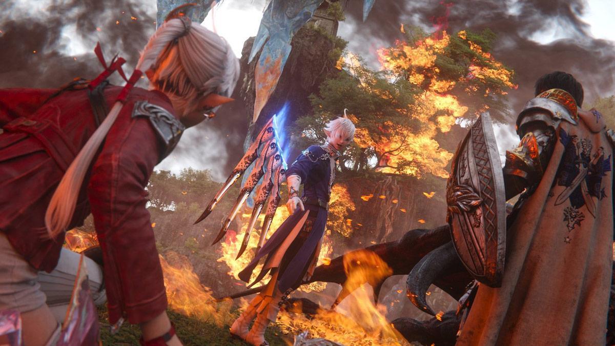 Final Fantasy XIV получит масштабное DLC
