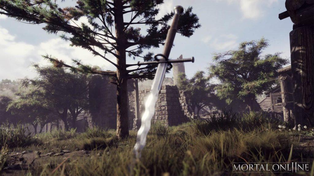 Mortal Online 2 25 марта откроется для стресс-теста