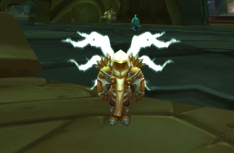 Самый дорогой питомец в World of Warcraft