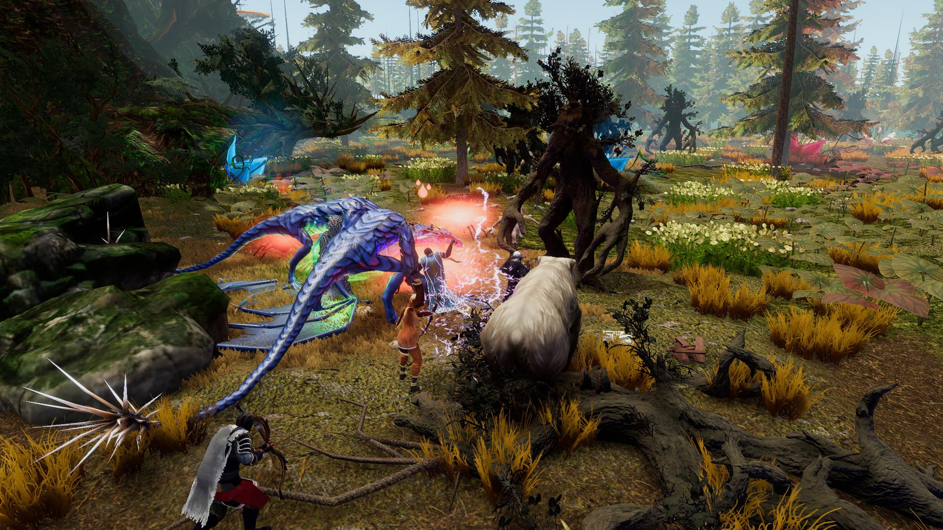 Планы по развитию Legends of Aria