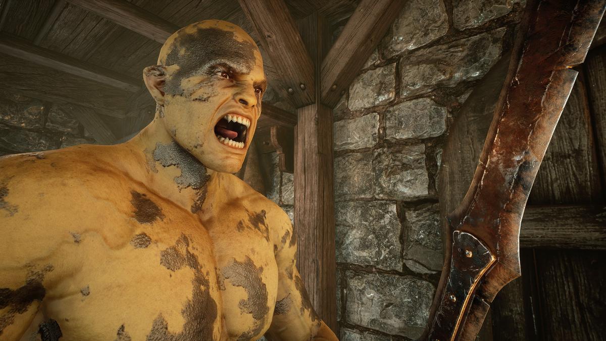 Mortal Online 2 даёт возможность пользоваться магией и приручать животных