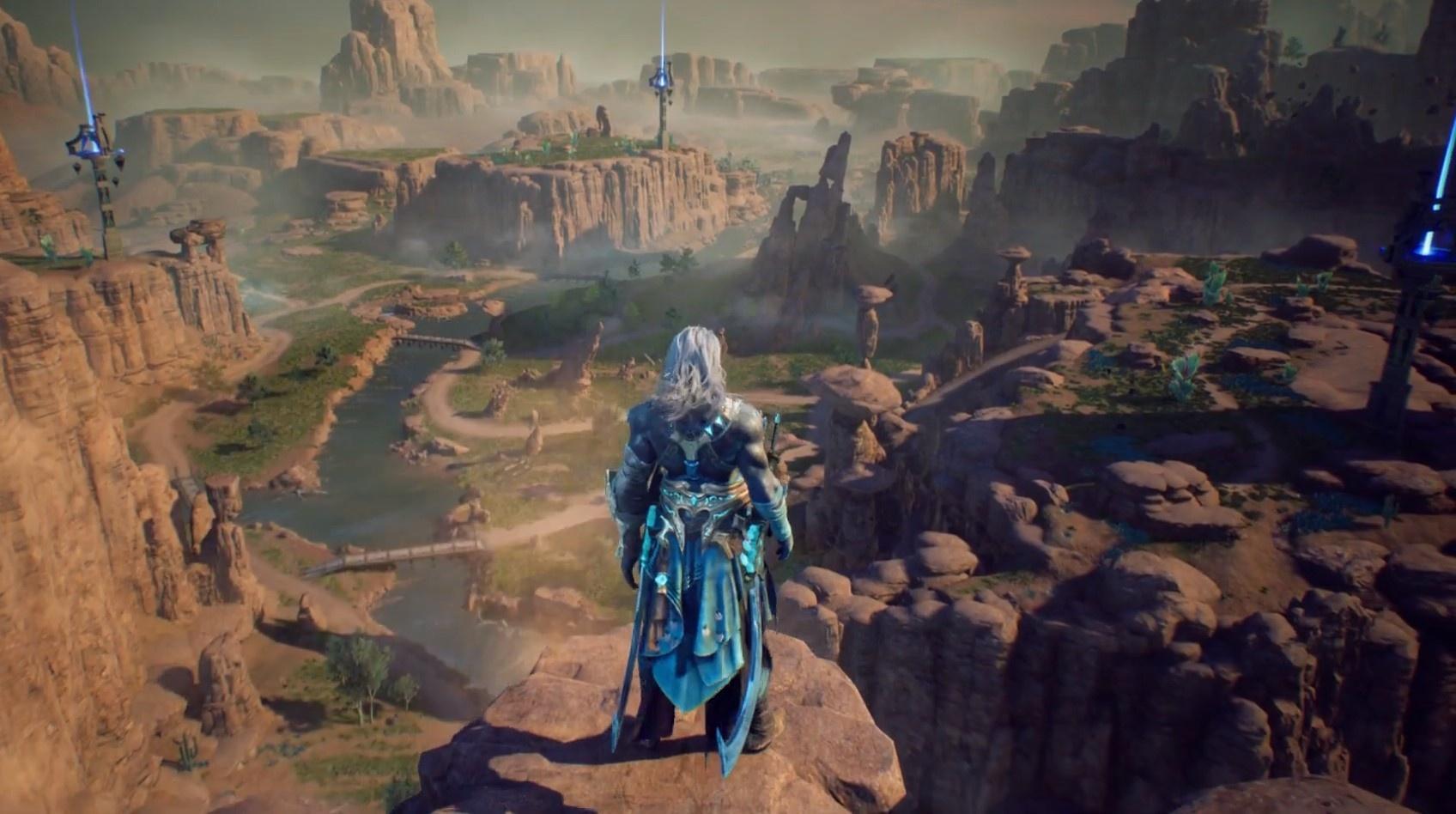 Появились новые подробности MMORPG Project: Ragnarök