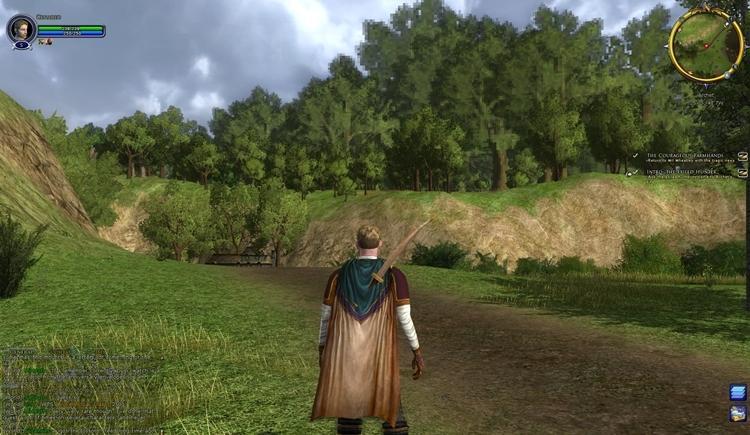 Lord of the Rings Online получил новую локацию и улучшение графики