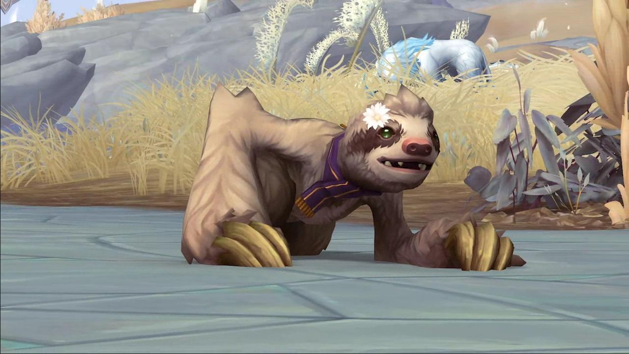 В World of Warcraft можно участвовать в благотворительной акции