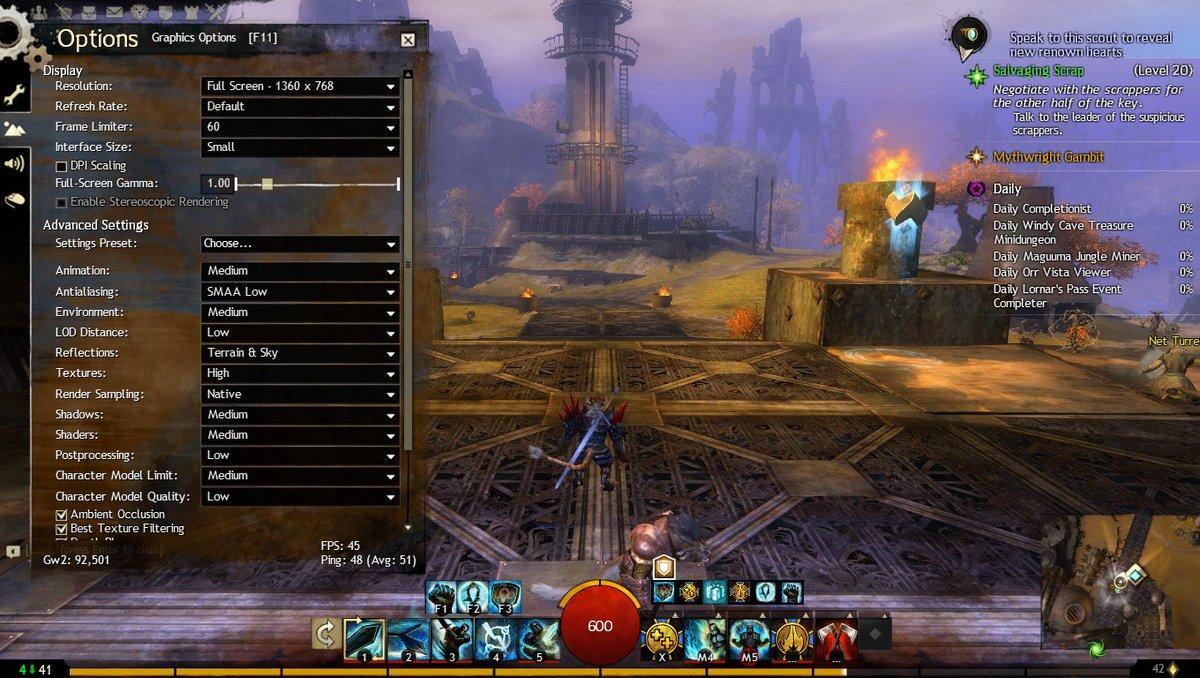В GeForce NOW блокируют учётную запись Guild Wars 2