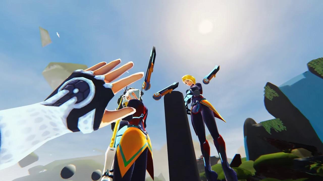 Zenith: The Last City игра в жанре MMORPG для Playstation VR