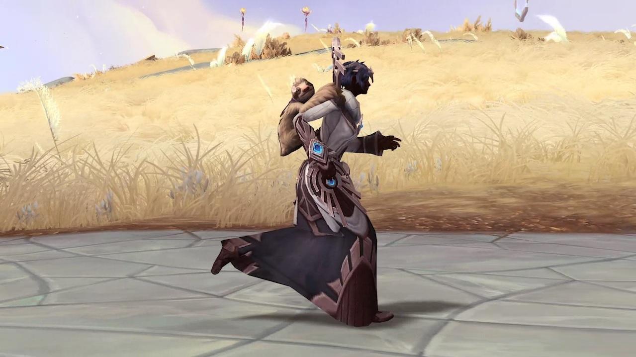 В World of Warcraft можно получить новых питомцев