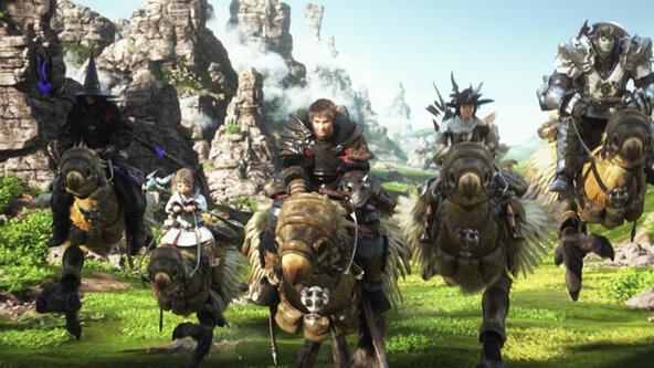 В Final Fantasy XIV количество игроков достигло отметки в 22 миллиона