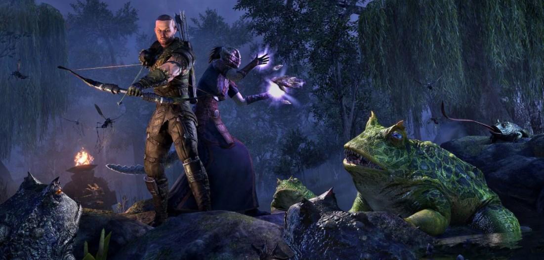 В The Elder Scrolls Online появятся новые города