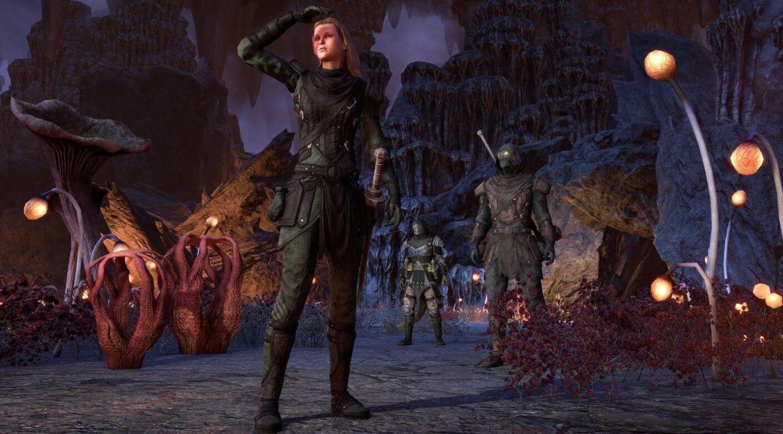 Лутбоксы в The Elder Scrolls Online можно получить игровым путём