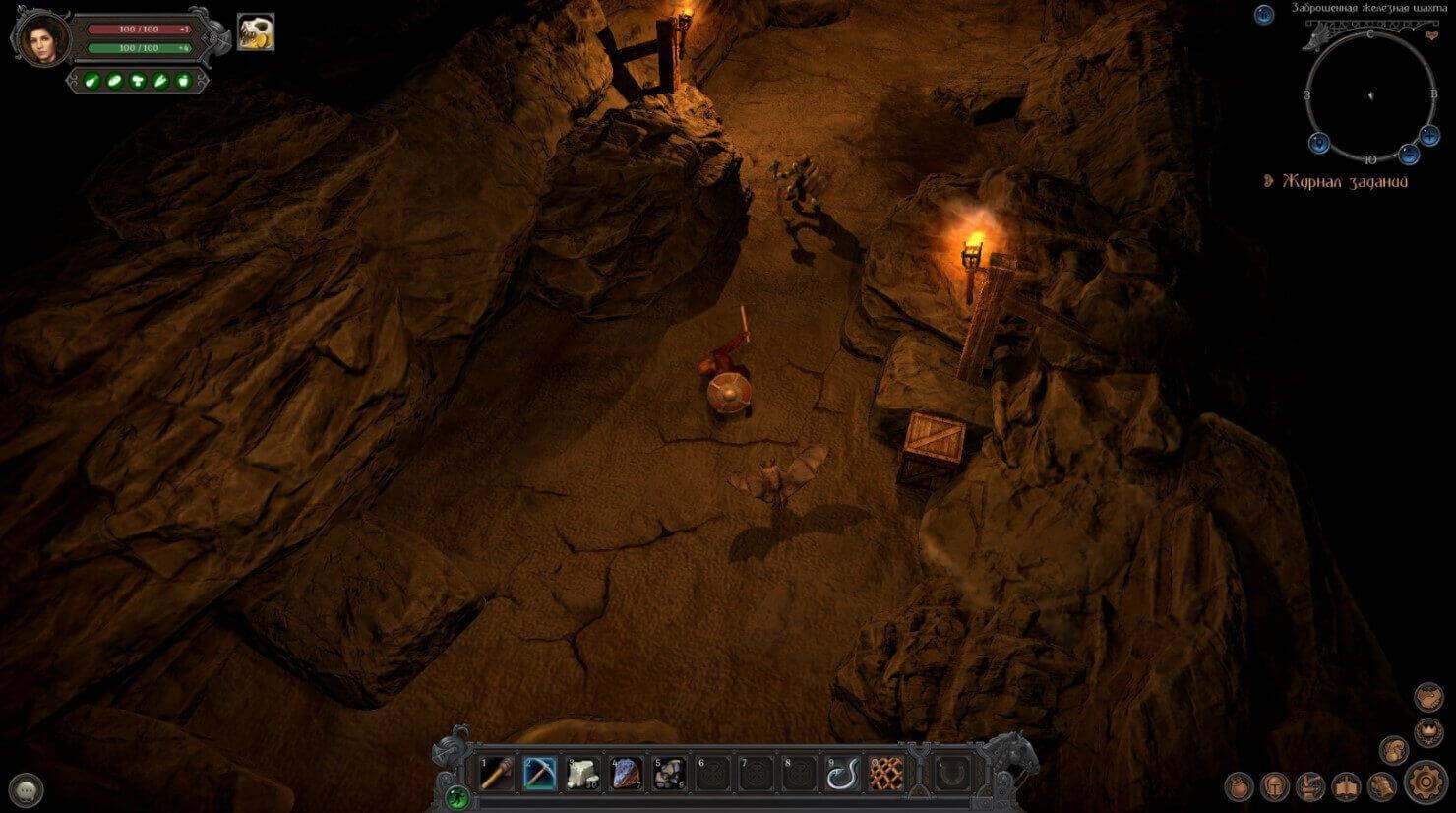 В Wild Terra 2: New Lands добавили новые подземелья