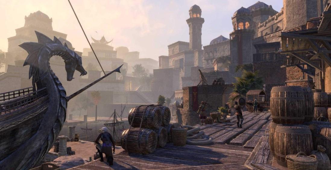 The Elder Scrolls Online будет обновлена до консолей нового поколения