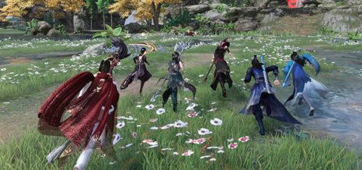 Swords of Legends выйдет в Steam но без русского языка