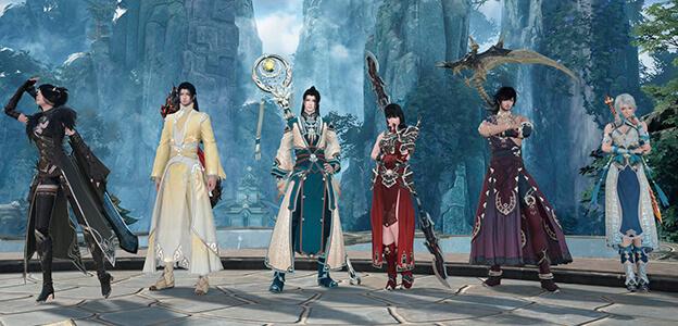 Swords of Legends Online