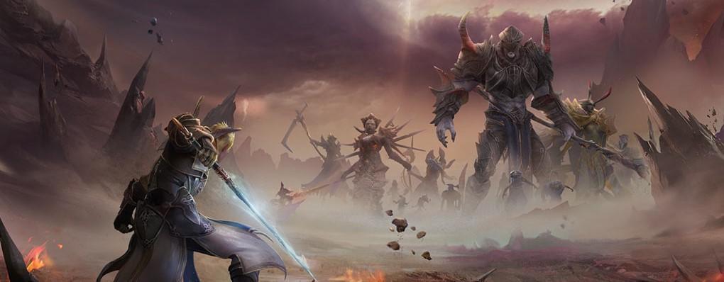 Для ArcheAge вышло обновление «Вечная битва»