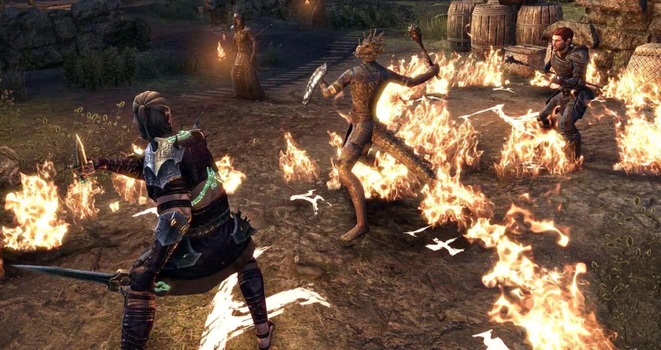 The Elder Scrolls Online обзаведётся спутниками