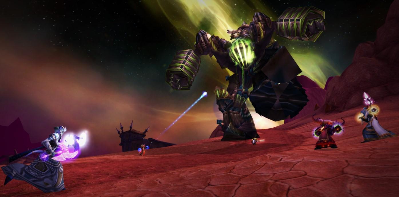 Перенести персонажа в World of Warcraft: Burning Crusade Classic стоит дорого