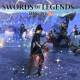 Розыгрыш доступов на ЗБТ Swords of Legends Online