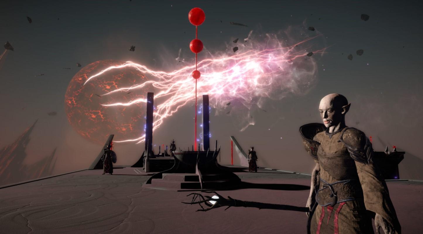 Pantheon: Rise of the Fallen всё ещё находится в разработке