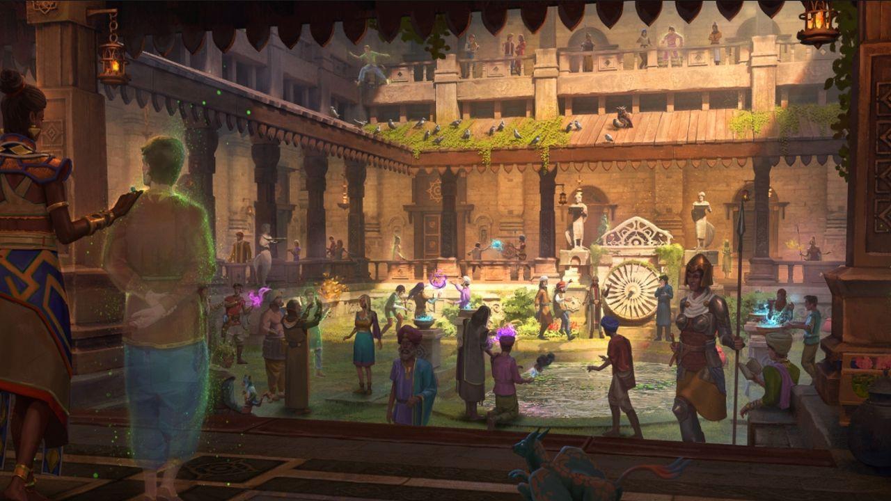 Анонсирована MMORPG Into the Echo на движке Unreal Engine 5